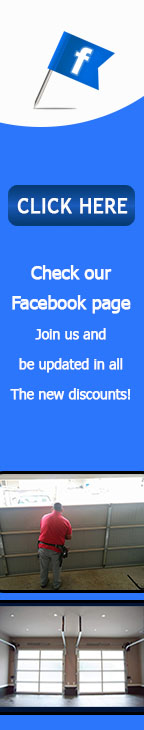 Join us on Facebook - Garage Door Repair Tucker